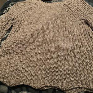 Beautiful Small Tan American Eagle sweater